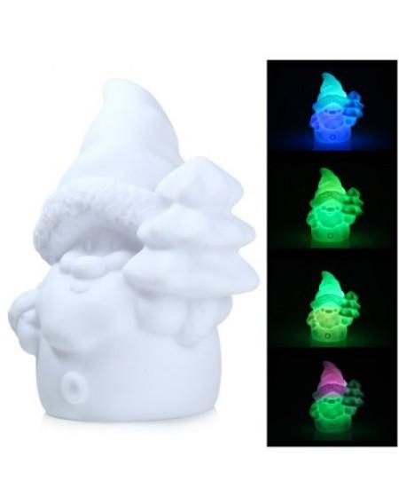 LED Santa Claus Design Night Light